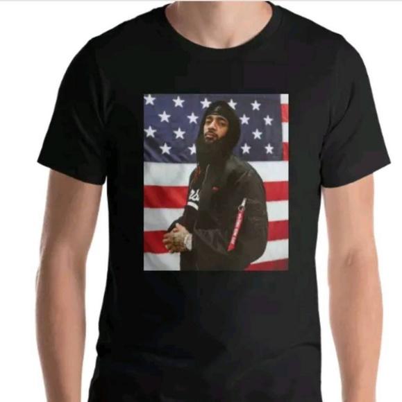 f5f0fdcb1 Nipsey Hussle Custom T Shirt Gildan Small - 3XL NWT
